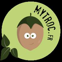 Logo MyTroc plateforme d'échange et